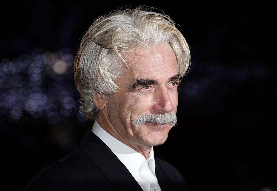 <p>The critically-acclaimed actor has been performing for decades, and his statement mustache has never gone away—even as he continues to work in his later years.</p>