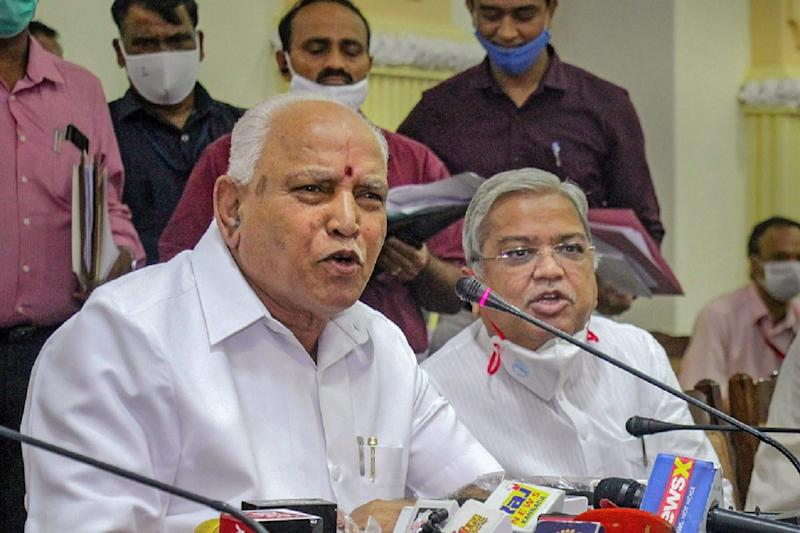 BJP's Karnataka Conundrum: Finding a Successor to BSY, and the Long, Tumultuous Road It Opens
