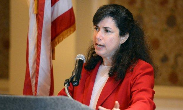 Judge Robin Rosenbaum of the U.S. Court of Appeals for the Eleventh Circuit. Photo: Melanie Bell