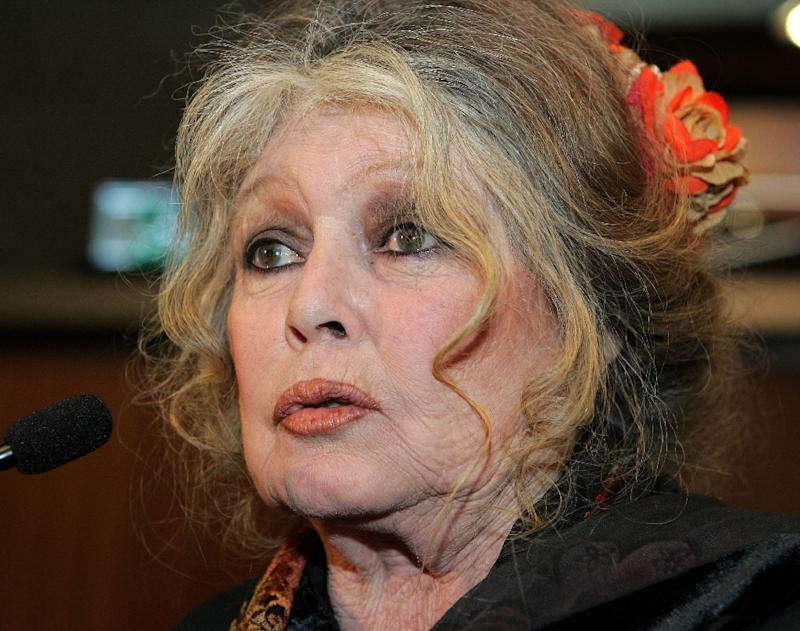 French actress Brigitte Bardot has been convicted five times for inciting racial hatred -- mostly for attacking Muslims