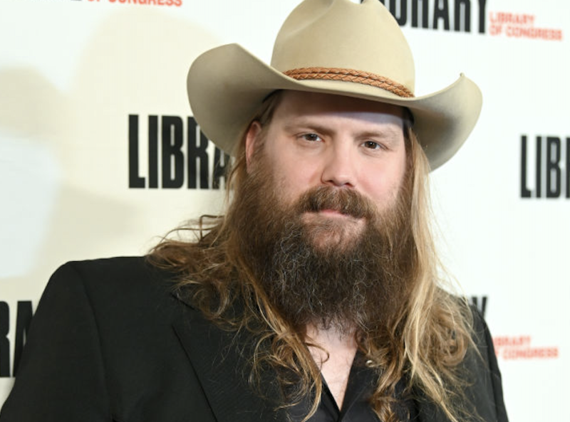 Chris Stapleton says he supports Black Lives Matter. (Shannon Finney/Getty Images)