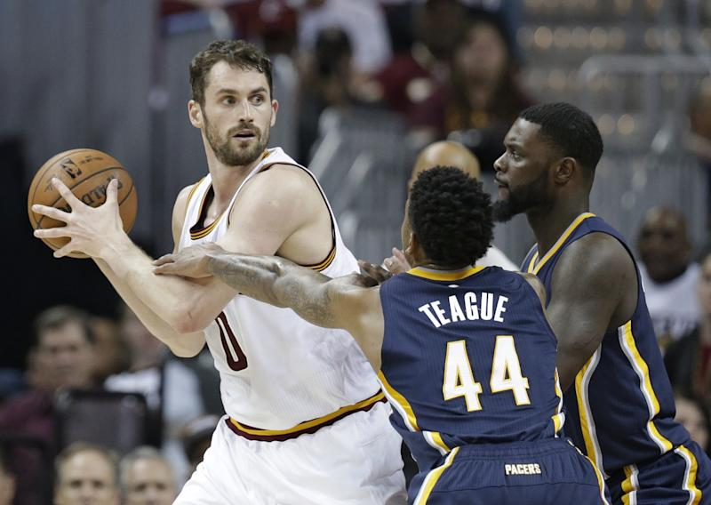 The Cavs' trade for Kevin Love can be considered a success. (AP)