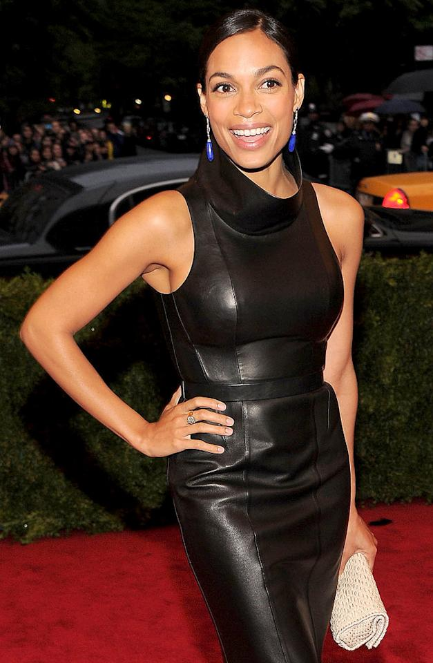 Rosario Dawson turns 33 on May 9.