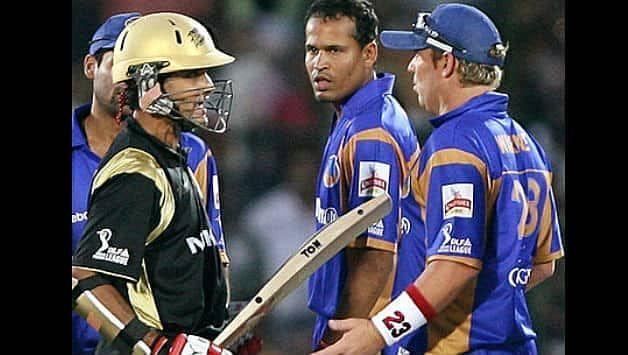 Sourav Ganguly and Shane Warne were never the best of friends, even as late as the 2008 IPL
