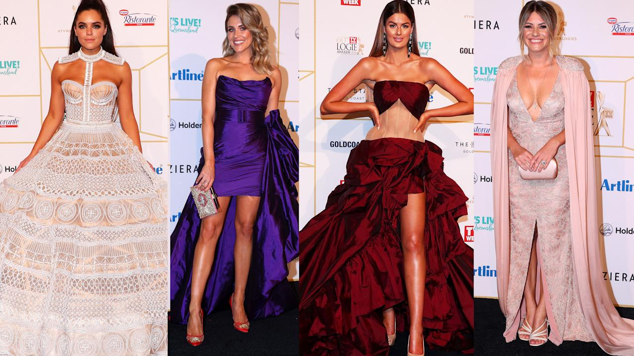 <p>We guarantee you haven't seen dresses like these before. </p>