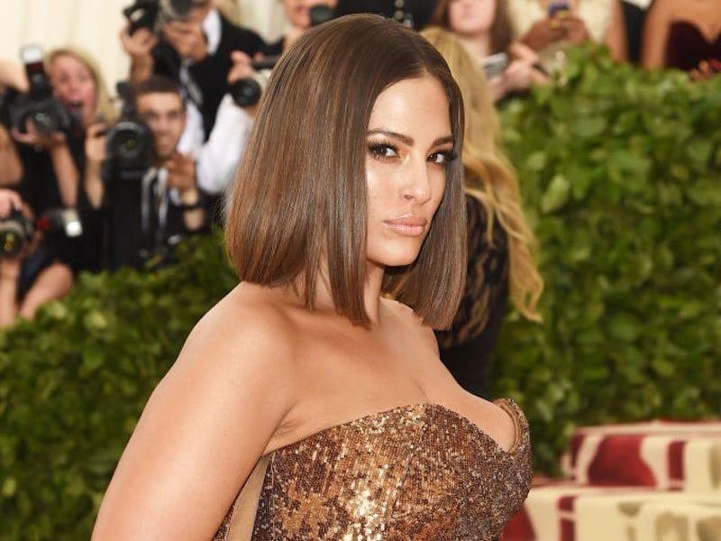 Ashley Graham said she was bullied for her weight when she was younger.