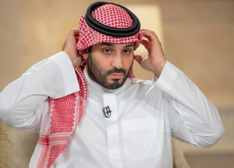Saudi Crown Prince Mohammed bin Salman has previously lashed out at Tehran, accusing it of fuelling regional insecurity