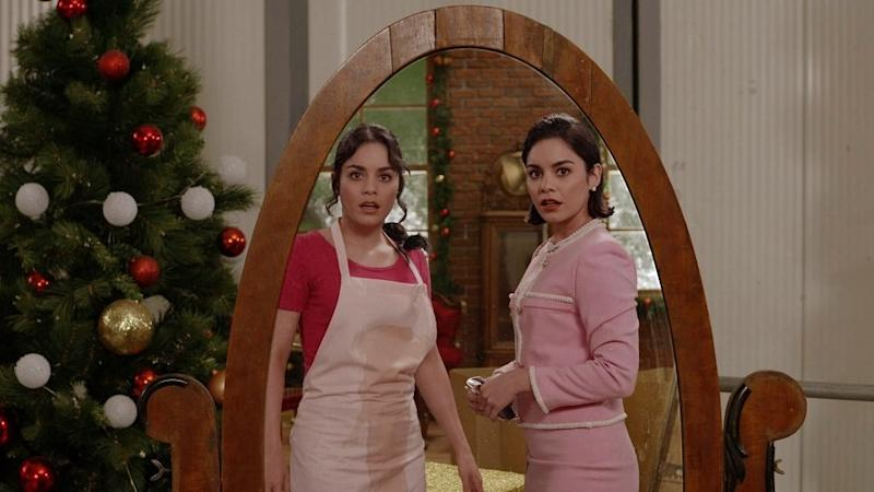Vanessa Hudgens' The Princess Switch is getting a sequel—and a third lookalike