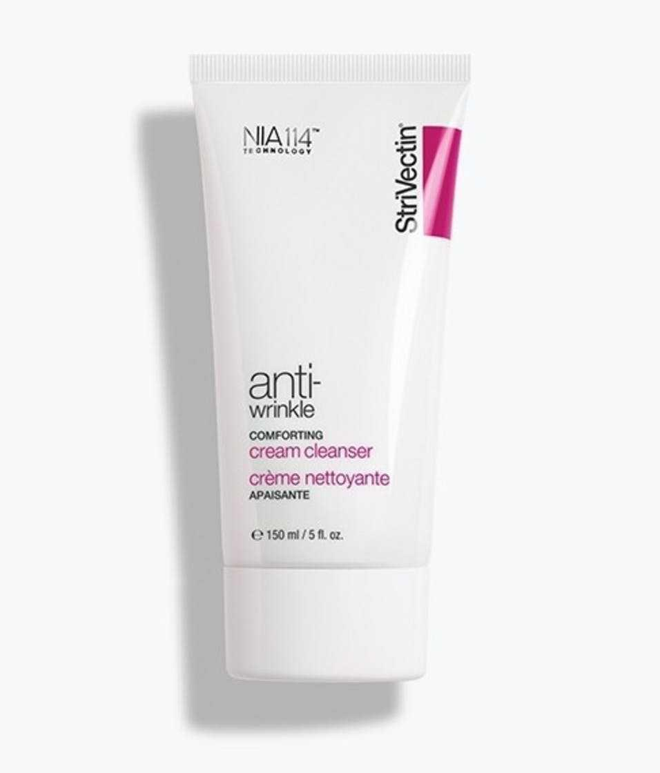 """Melt away makeup and remnants from the day without leaving skin stripped and tight. <a href=""""https://www.allure.com/gallery/best-of-beauty-skin-care-product-winners?mbid=synd_yahoo_rss"""" rel=""""nofollow noopener"""" target=""""_blank"""" data-ylk=""""slk:StriVectin's Comforting Cream Cleanser"""" class=""""link rapid-noclick-resp"""">StriVectin's Comforting Cream Cleanser</a> — which also won a 2020 Best of Beauty Award — has olive oil and evening primrose extract in its formula to keep skin hydrated and nourished as you wash. A form of <a href=""""https://www.allure.com/story/what-is-niacinamide-skin-care-benefits?mbid=synd_yahoo_rss"""" rel=""""nofollow noopener"""" target=""""_blank"""" data-ylk=""""slk:niacinamide"""" class=""""link rapid-noclick-resp"""">niacinamide</a> in the cleanser also protects the <a href=""""https://www.allure.com/story/what-is-moisture-barrier-skin-care?mbid=synd_yahoo_rss"""" rel=""""nofollow noopener"""" target=""""_blank"""" data-ylk=""""slk:skin barrier"""" class=""""link rapid-noclick-resp"""">skin barrier</a> to keep moisture from escaping and pollutants from damaging the skin. $29, Amazon. <a href=""""https://www.amazon.com/StriVectin-Comforting-Cream-Cleanser-Fl/dp/B07NN3JMBH/ref=sr_1_1_sspa?"""" rel=""""nofollow noopener"""" target=""""_blank"""" data-ylk=""""slk:Get it now!"""" class=""""link rapid-noclick-resp"""">Get it now!</a>"""