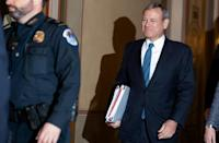 US Supreme Court Chief Justice John Roberts admonished both sides during the Senate impeachment trial of US President Donald Trump over their decorum