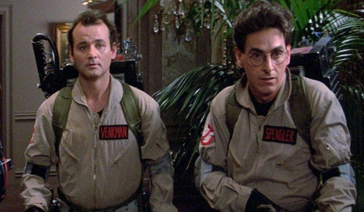 Will Harold Ramis appear in a new Ghostbusters movie? Credit: Columbia Pictures