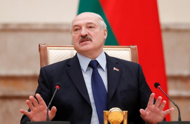 Ex-Soviet Belarus, ruled by authoritarian leader Lukashenko since 1994, was ranked 155th out of 180 in last year's Reporters Without Borders world press freedom index