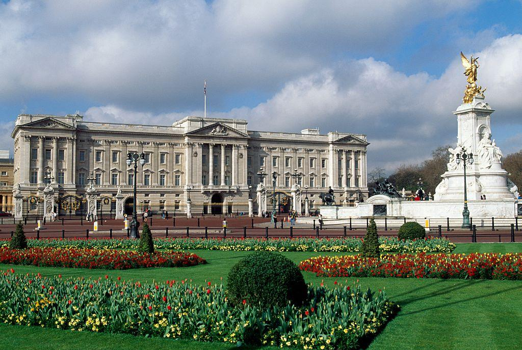 """<p>Crown-owned, the palace - located in the City of Westminster - belongs to the ruling monarch at the time, a tradition that dates back to 1837. It has a total of 775 rooms, including 19 State rooms, 52 Royal and guest bedrooms, 188 staff bedrooms, 92 offices, and 78 bathrooms. Visitors can actually tour a number of the state rooms inside the palace during specific times of the year. <br><br><a rel=""""nofollow"""" href=""""https://www.tripadvisor.com/ShowUserReviews-g186338-d187549-r18990258-Buckingham_Palace-London_England.html"""">Book Now</a> <em>Buckingham Palace Summer State Rooms Tour</em></p>"""