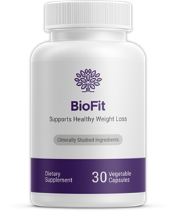 BioFit supplements come formulated with great ingredients, including various healthy bacteria with probiotics that help one lose weight.