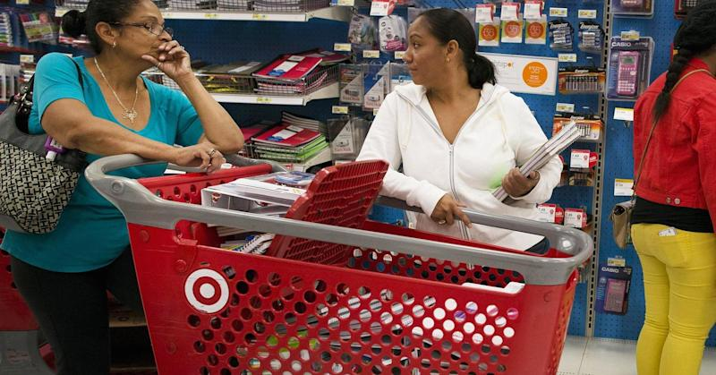 Target posts earnings of 47 cents a share vs 47 cents estimate