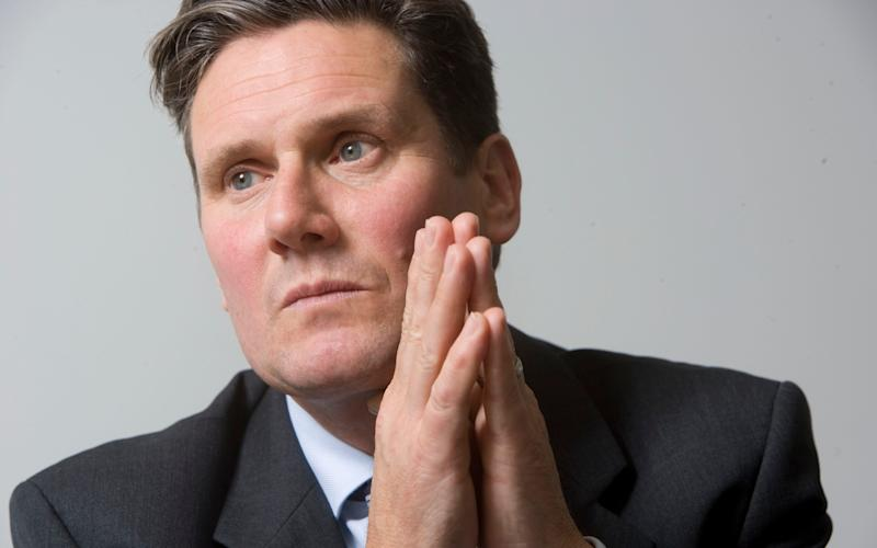 Sir Keir Starmer - Credit:  Martin Pope,/ Martin Pope,