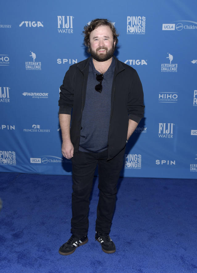 Haley Joel Osment in August. (Photo: Michael Tullberg/Getty Images)