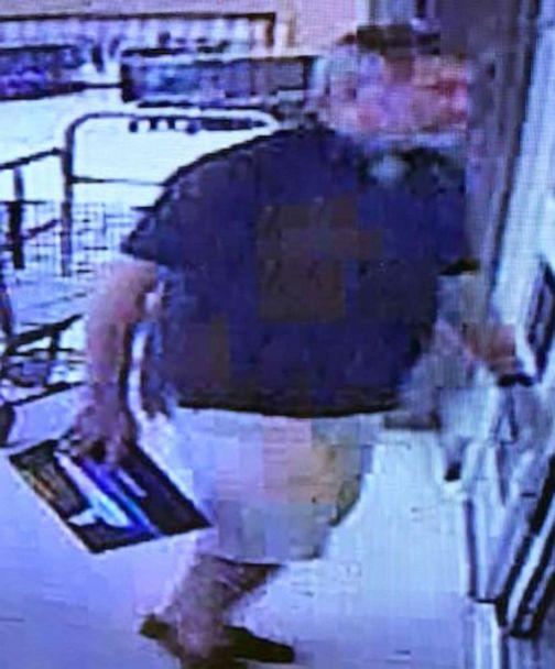 PHOTO: Police in Port St. Lucie, Florida, are looking for this man who they say allegedly asked for something he could use 'to kill 200 people.' (Port St. Lucie Police)