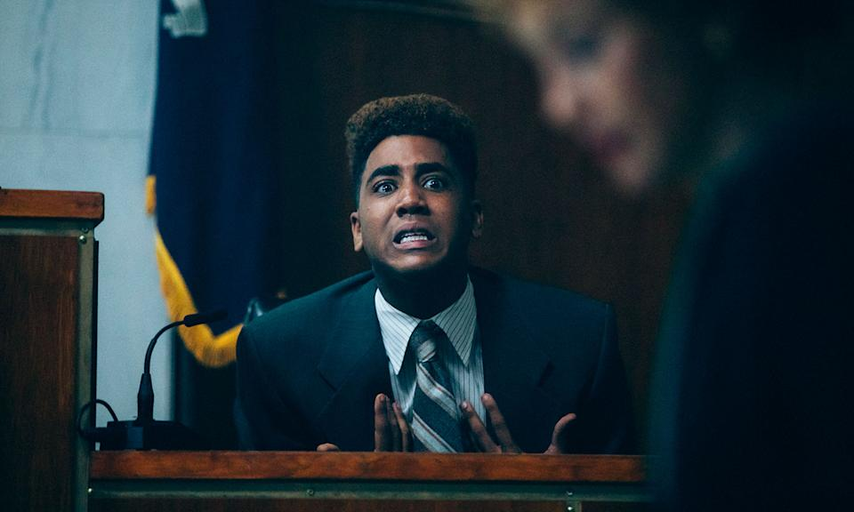 Ava Duvernay's Netflix miniseries told the devastating real life story of the five teenage boys wrongly accused and imprisoned for the rape and assault of a women in Central Park in 1989. The series carefully explored their story from the terrifying interrogations, to the aftermath of justice finally being served. Jharrel Jerome's heartbreaking portrayal of Korey Wise was one of the best performances of the year and rightly earned him an Emmy for Outstanding Lead Actor in a Limited Series. (Atsushi Nishijima/Netflix)