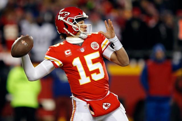 No Rest For The Weary: Mahomes Will Throw Plenty Of Passes During His 'Summer Break'