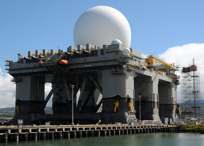 Support to pursue Hawaii-based missile defense radar continues after DoD drops funding