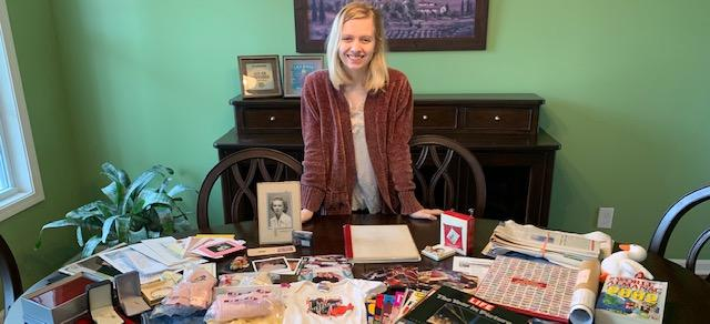 Gracie Chastain, 18, opened a time capsule 17 years after her mother, Kim, asked family to help her create something truly special for her then 1-year-old daughter. (Photo: Kim Chastain)