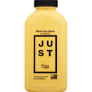 "<p><strong>JUST Egg</strong></p><p>instacart.com</p><p><strong>$5.19</strong></p><p><a href=""https://go.redirectingat.com?id=74968X1596630&url=https%3A%2F%2Fwww.instacart.com%2Fproducts%2F18688412-just-egg-plant-based-scramble-12-oz&sref=https%3A%2F%2Fwww.goodhousekeeping.com%2Ffood-products%2Fg35886676%2Fbest-vegan-food-products%2F"" rel=""nofollow noopener"" target=""_blank"" data-ylk=""slk:Shop Now"" class=""link rapid-noclick-resp"">Shop Now</a></p><p>Eggs are a huge breakfast staple, making them one of the hardest foods for many vegans to give up.<strong> But JUST Egg delivers a perfect plant-based replacement made from mung beans that packs in a similar amount of protein to regular eggs without any cholesterol. </strong>This option performs just like scrambled eggs, and their new <a href=""https://www.ju.st/products/just-egg-sous-vide"" rel=""nofollow noopener"" target=""_blank"" data-ylk=""slk:Sous Vide bites"" class=""link rapid-noclick-resp"">Sous Vide bites </a>are bursting with flavor.</p>"