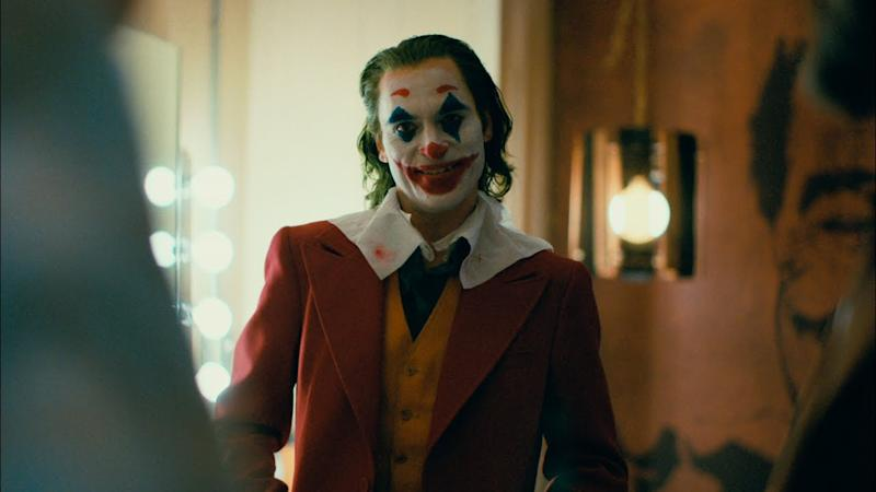 Jaoquin Phoenix in Joker (Credit: Warner Bros)