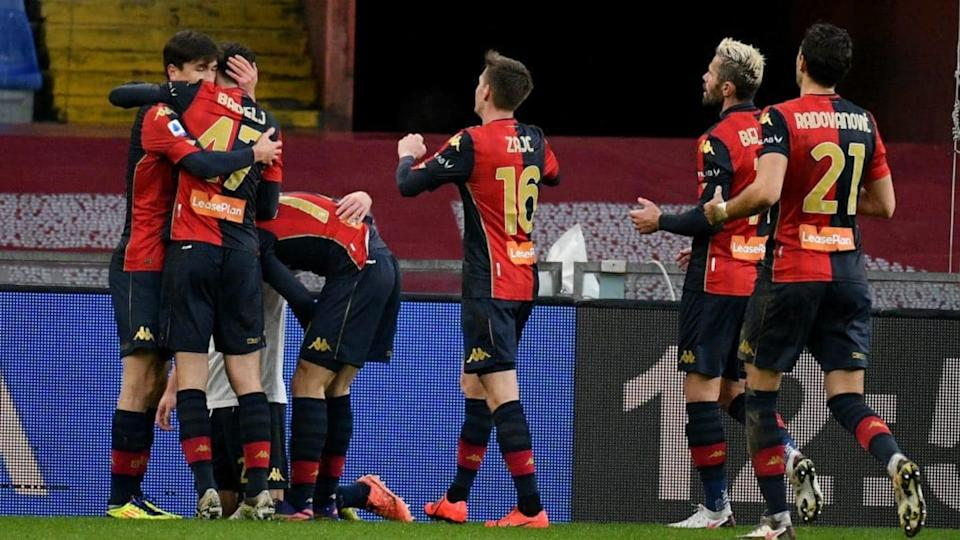 Genoa | Marco Rosi/Getty Images