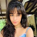 Camila Cabello's signature fringe is on the long side and frames her brown eyes beautifully. The best part about long bangs like this is that you can easily pin them back or to the side when you feel like spicing up your look.