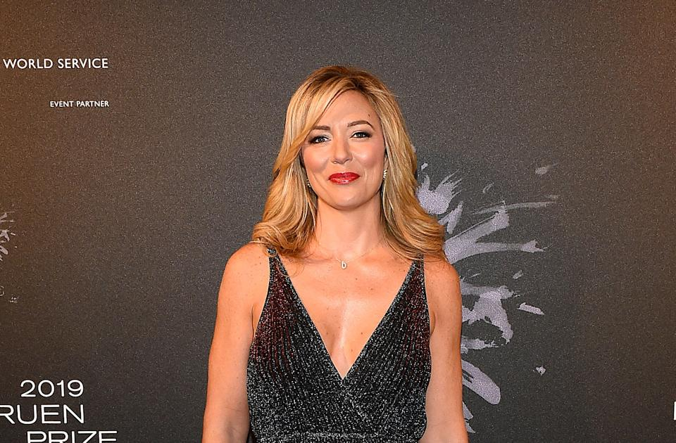 Brooke Baldwin, who's been an anchor at CNN for more than a decade, will depart later this month. (Photo: Ilya S. Savenok via Getty Images)