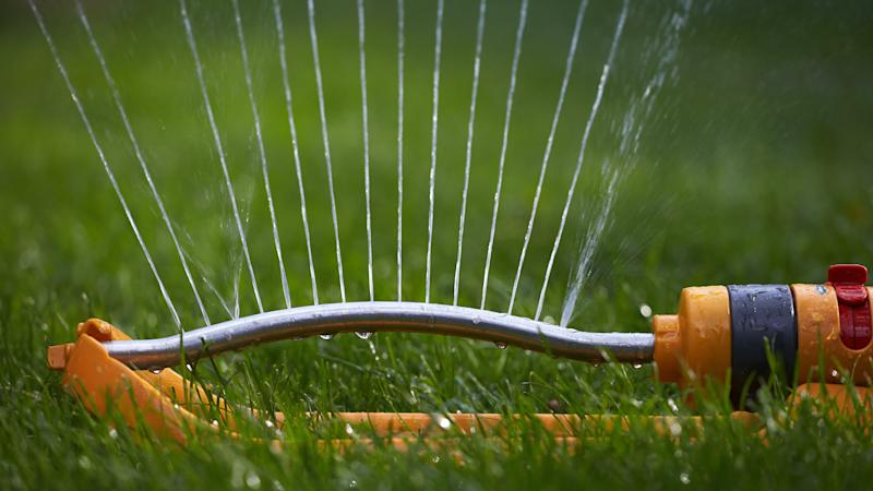 Avoid using sprinklers in evening, gardeners urged amid high water demand