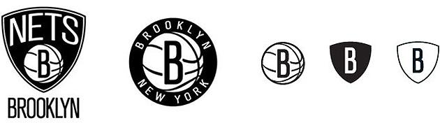 buy online db7dd dd0ce Here's the Brooklyn Nets' new logo, designed by Jay-Z