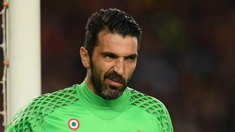 Buffon rested for Juventus-Genoa
