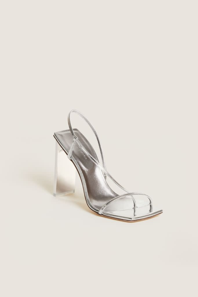 Arielle Baron's Narcissus sandal. - Credit: Courtesy of Arielle Baron