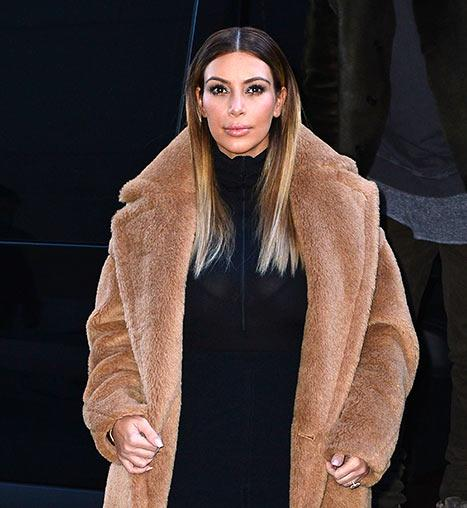 Kim Kardashian's Daughter North West Gifted Designer Clothing, Accessories for the Holidays: See the Pictures
