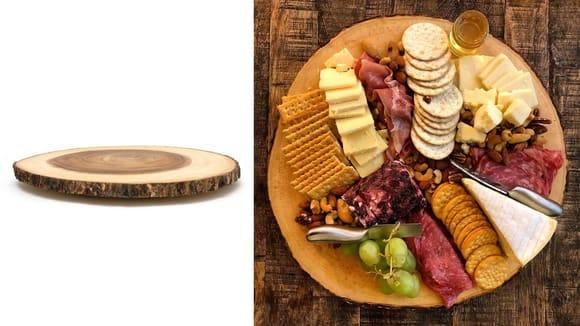 Best affordable gifts that look expensive: Cheese board