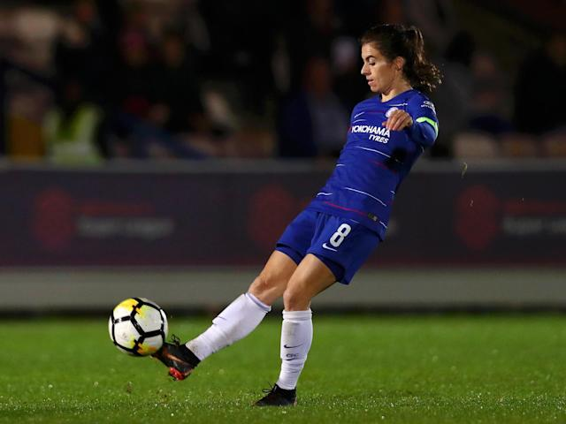 England international Karen Carney subject to abusive messages in wake of Chelsea's European win