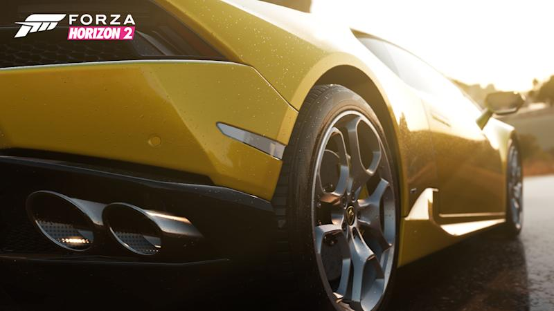 Forza Horizon 2 Is All About Freedom to Roam