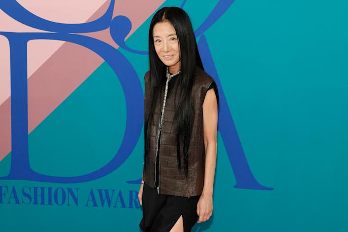 "Vera Wang says she was ""shocked"" by the social media reaction to an Instagram photo she posted in May. (Photo by Taylor Hill/FilmMagic)"