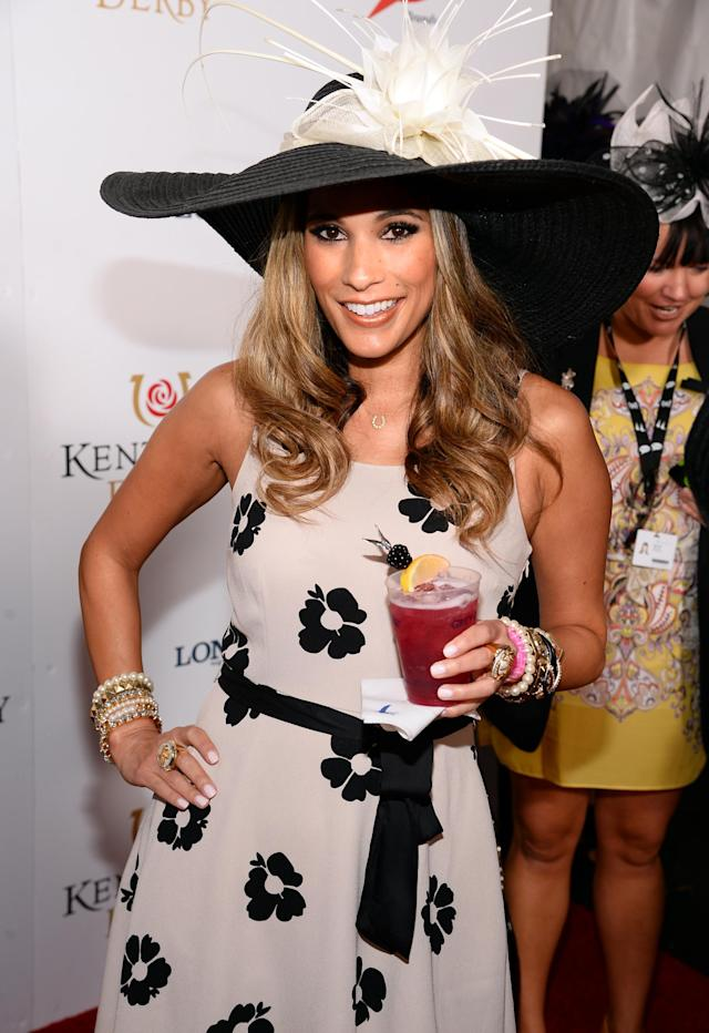 LOUISVILLE, KY - MAY 03: Actress Bonnie-Jill Laflin at GREY GOOSE Lounge at 140th Kentucky Derby at Churchill Downs on May 3, 2014 in Louisville, Kentucky. (Photo by Theo Wargo/Getty Images for Grey Goose)