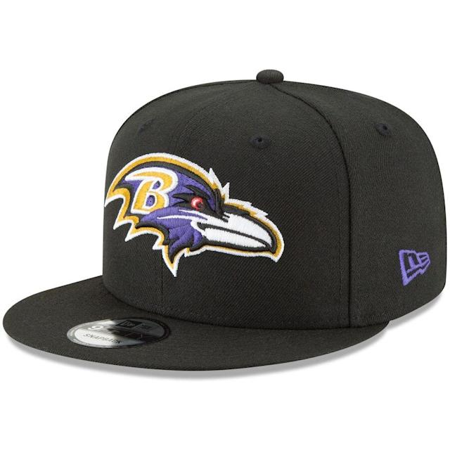 Ravens Adjustable Snapback Hat