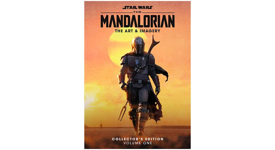 The Mandalorian: The Art and Imagery. (Disney/Lucasfilm)