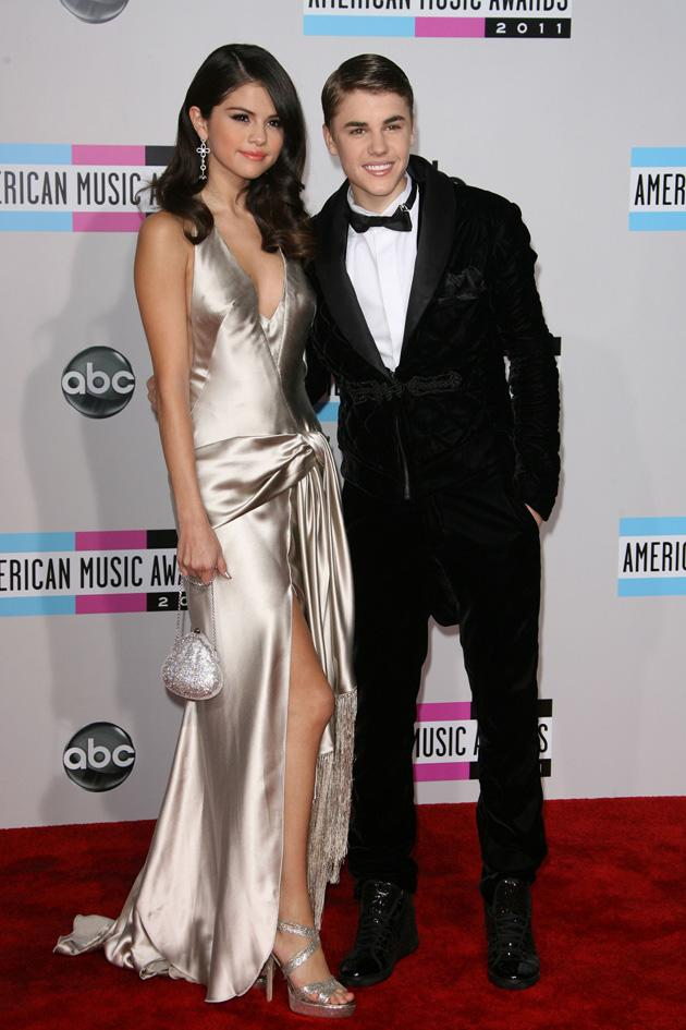 Celebrity splits 2012: Justin Bieber and Selena Gomez split at the end of 2012 shortly after Justin had given a gushing interview about her. However, the pair are apparently said to be trying to work things out – let's hope they get back together in 2013!