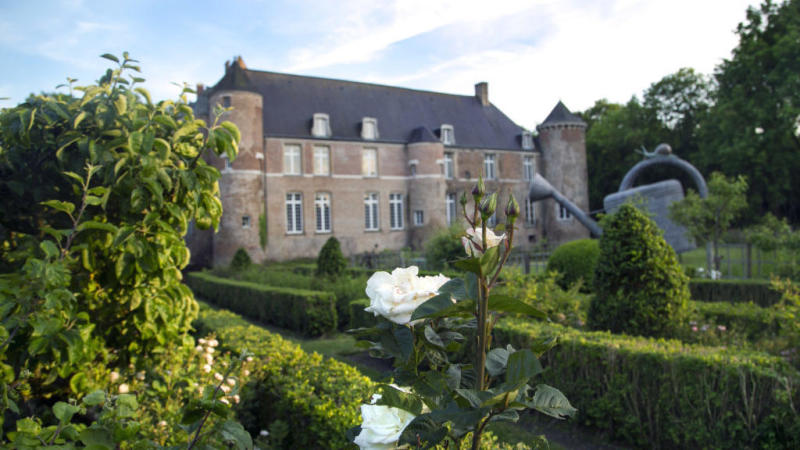 French castle's resilience shines through as Covid-19 disrupts European Heritage Days