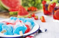 <p>Iowa's preferred ice cream truck treat is a red, white and blue ice pop, but it's not the Firecracker. Instead, Iowans flock toward Bomb Pops, which have cherry, lime and blue raspberry flavors instead of cherry, white lemon and blue raspberry. It's a very important distinction.</p>