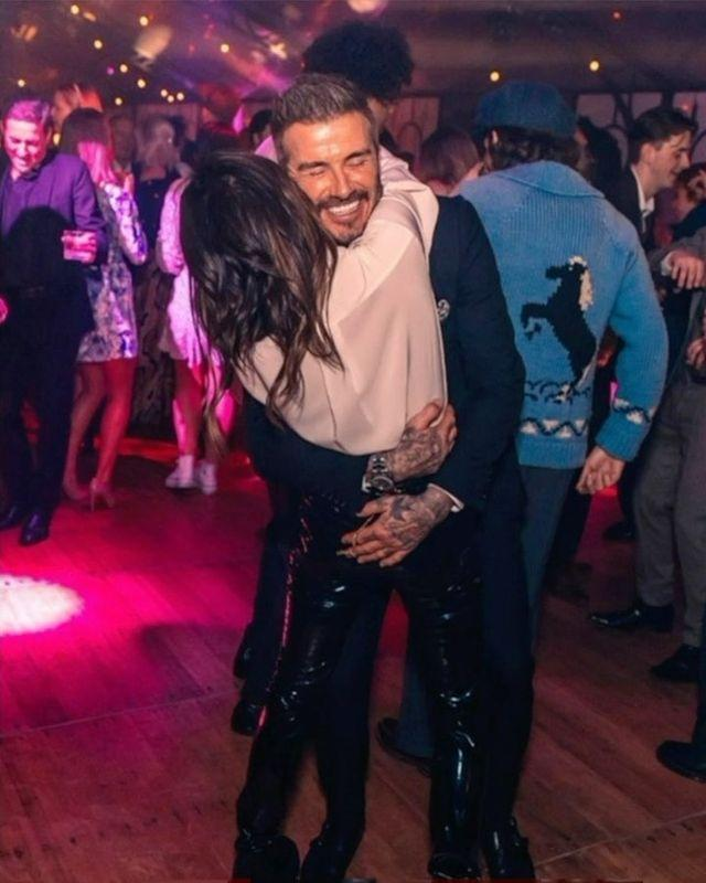 """<p>Despite it being """"a very different year,"""" Beckham wrote she was """"still so grateful for all the memories"""" she was able to make in 2020.</p>"""