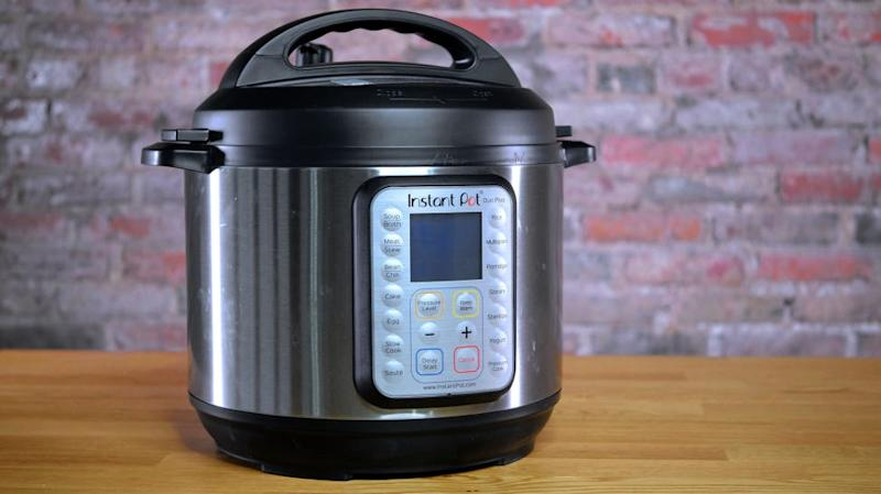 Best gifts to buy before Black Friday: Instant Pot Duo60 6-Qt 7-in-1 Pressure Cooker