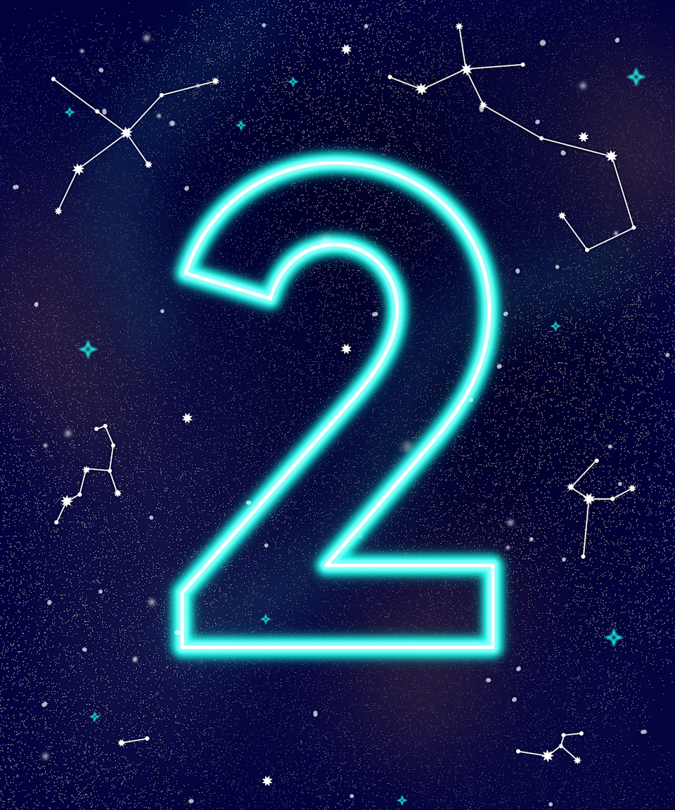 """<h2>Life Path 2: The Diplomat</h2><br><strong>Values: </strong><a href=""""https://www.refinery29.com/en-us/2021/01/10211163/love-horoscope-2021"""" rel=""""nofollow noopener"""" target=""""_blank"""" data-ylk=""""slk:partnerships"""" class=""""link rapid-noclick-resp"""">partnerships</a>, balance, love<br><br><strong>Challenges: </strong>to tap into your emotional sensitivity — and use it to connect with others<span class=""""copyright"""">Illustrated by Vero Romero.</span>"""