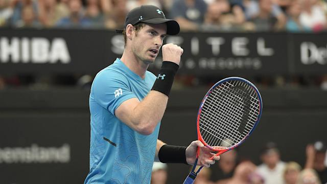 Andy Murray made an encouraging return against James Duckworth on New Year's Day, but says he is unsure how long his career will last.